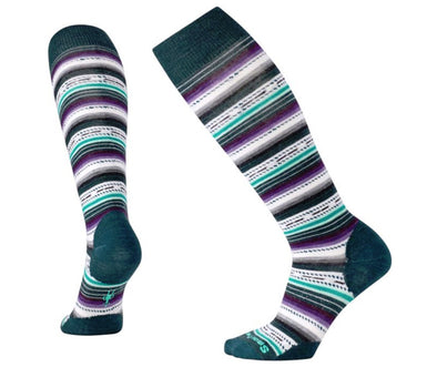 Smartwool Women's Margarita Knee High Sock - Idaho Mountain Touring