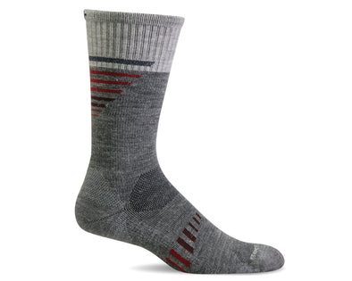 Men's Ascend II Crew Socks