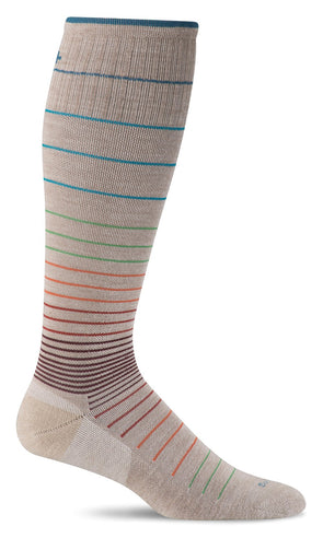 Sockwell Women's Circulator Compression Sock - Idaho Mountain Touring