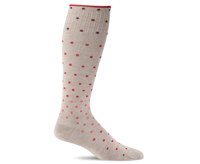 Women's On the Spot Graduated Compression Sock