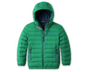 Stio Kids' Hometown Down Hooded Jacket - Idaho Mountain Touring