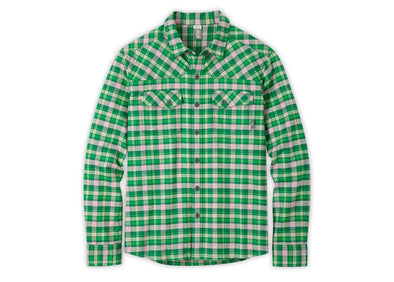 Stio Men's Junction Flannel Shirt - Idaho Mountain Touring
