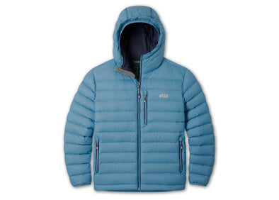 Stio Men's Hometown Down Hooded Jacket - Idaho Mountain Touring