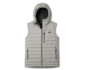 Stio Men's Hometown Down Hooded Vest - Idaho Mountain Touring