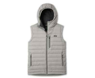 Men's Hometown Down Hooded Vest
