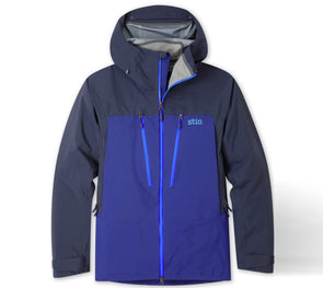 Stio Men's Objective Pro Jacket - Idaho Mountain Touring