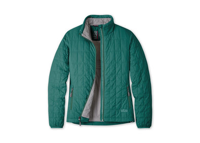 Women's Azura Insulated Jacket - Idaho Mountain Touring