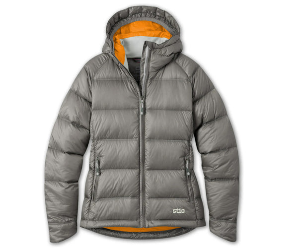 Stio Women's Hometown Down Hooded Jacket - Idaho Mountain Touring