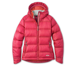 Women's Hometown Down Hooded Jacket