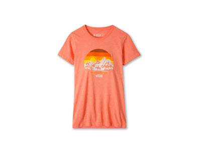 Women's Teton Sunset Tee - Idaho Mountain Touring