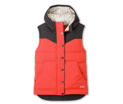 Stio Women's Woodson Down Vest - Idaho Mountain Touring