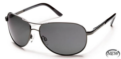Suncloud Optics Aviator Sunglasses - Idaho Mountain Touring