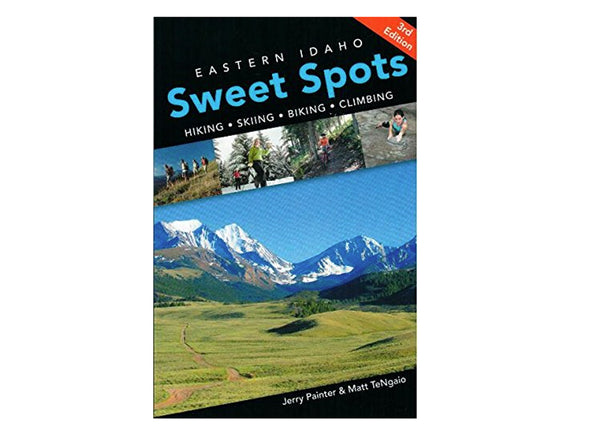 Misc Books and Media Eastern Idaho Sweet Spots 3rd Ed. - Idaho Mountain Touring