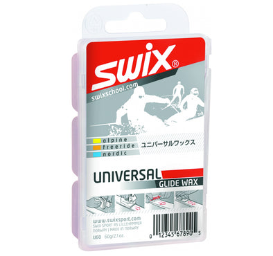 Swix Sports Universal Glide Wax - Idaho Mountain Touring