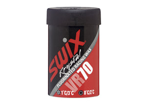 Swix Sports VR70 Krystal Kick Wax - Idaho Mountain Touring