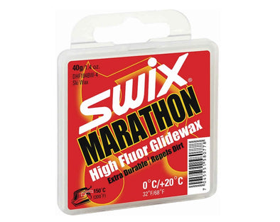 Marathon High Fluoro Glide Wax 40g - Idaho Mountain Touring