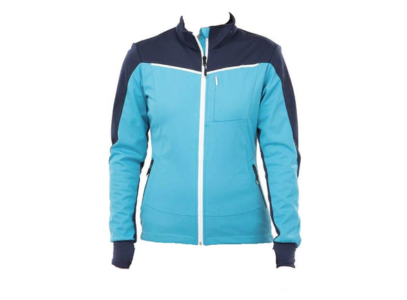 Women's Delda Light Soft-Shell Jacket - Idaho Mountain Touring