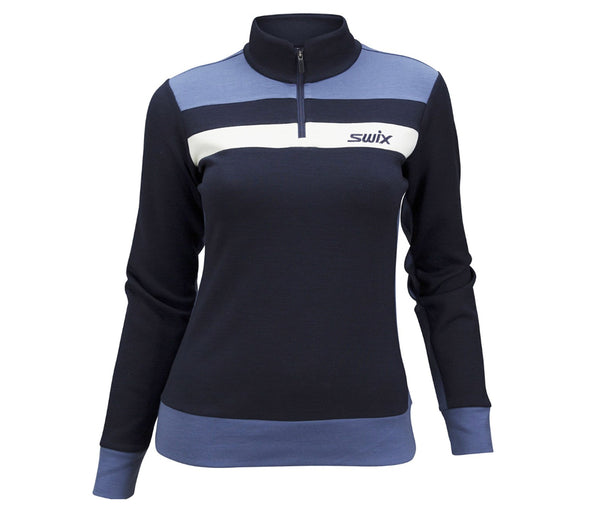 Swix Sports Women's Paramount Tech Wool Midlayer - Idaho Mountain Touring