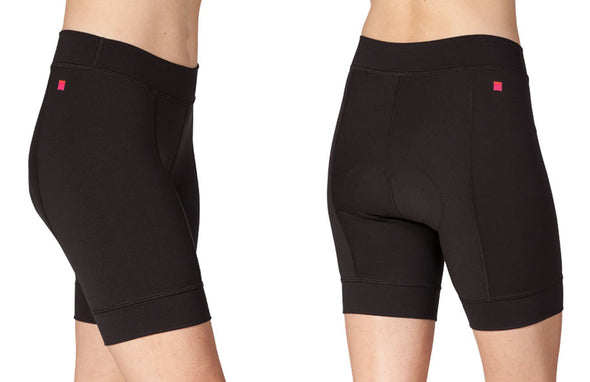Terry Women's Actif Cycling Shorts - Idaho Mountain Touring
