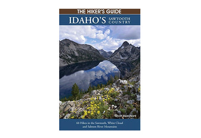 Misc Books and Media The Hikers Guide : Idaho's Sawtooth Country - Idaho Mountain Touring