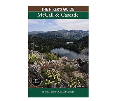 Misc Books and Media The Hikers Guide to McCall & Cascade ( 2nd Ed. ) - Idaho Mountain Touring