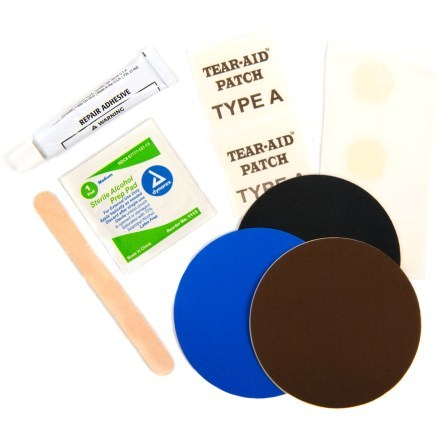 Therm-a-rest Permanent Home Repair Kit - Idaho Mountain Touring