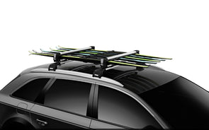 Thule Snowpack Ski / Snowboard Roof Top Carrier - Idaho Mountain Touring