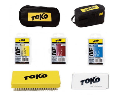 Toko Basic Hot Wax Starter Kit - Idaho Mountain Touring