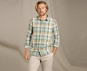 Men's Peak Season Long Sleeve Shirt