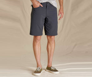 Toad&Co. Men's Rover Canvas Short - Idaho Mountain Touring