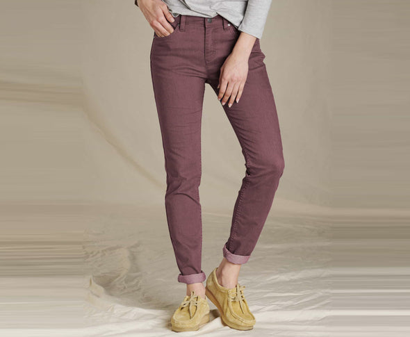 Toad&Co. Women's Sequoia Skinny Pant - Idaho Mountain Touring