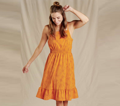 Toad&Co. Women's Sunkissed Bella Dress - Idaho Mountain Touring