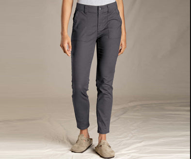 Toad&Co. Women's Earthworks Ankle Pants - Idaho Mountain Touring