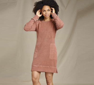 Toad&Co. Women's Epiq Long Sleeve Dress - Idaho Mountain Touring