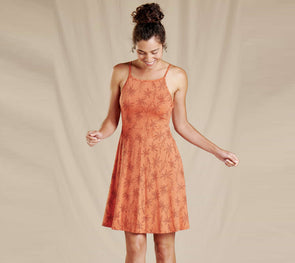 Toad&Co. Women's Sambo Corfu Dress - Idaho Mountain Touring