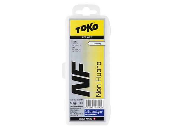 Toko NF Hot Wax - Yellow - Idaho Mountain Touring