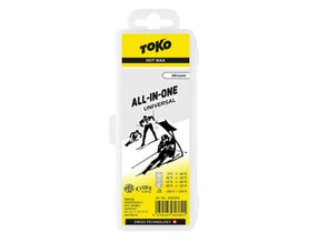 Toko All In One Universal Hot Wax - Idaho Mountain Touring