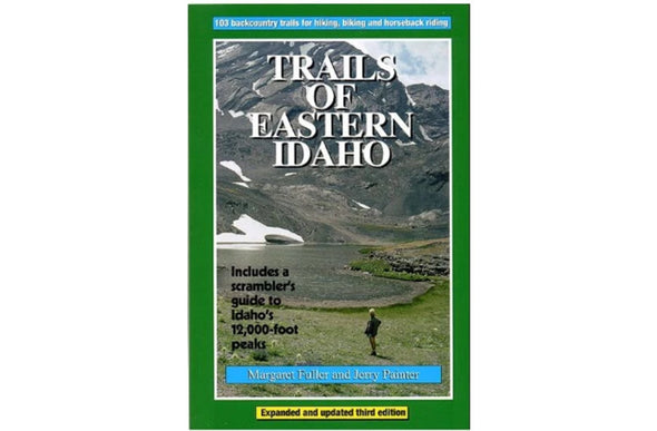 Misc Books and Media Trails of Eastern Idaho 3rd Edition - Idaho Mountain Touring