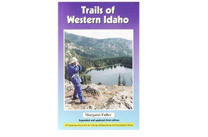 Misc Books and Media Trails of Western Idaho 3rd Ed. - Idaho Mountain Touring