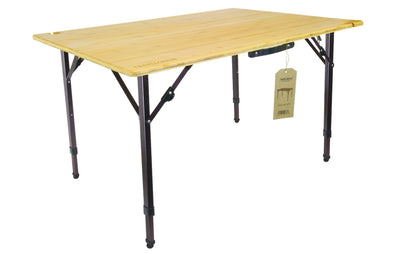 Kanpai Bamboo Table