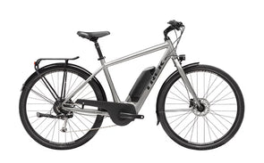 Trek Men's Verve + 2 E-Bike - Idaho Mountain Touring
