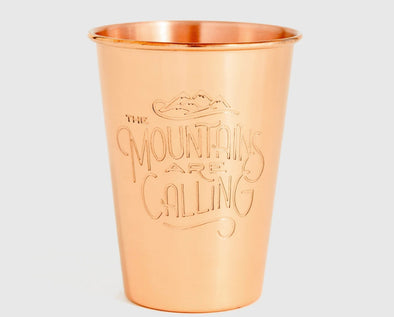 United By Blue 16oz Copper Tumbler - Idaho Mountain Touring
