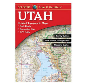 Utah Atlas and Gazetteer - Idaho Mountain Touring