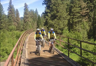Misc Books and Media The Weiser River Trail 3rd Edition - Idaho Mountain Touring