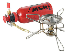 MSR Whisperlite Stove - Idaho Mountain Touring