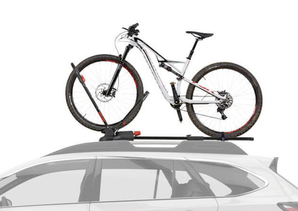 Yakima FrontLoader Upright Roof Top Bike Carrier - Idaho Mountain Touring