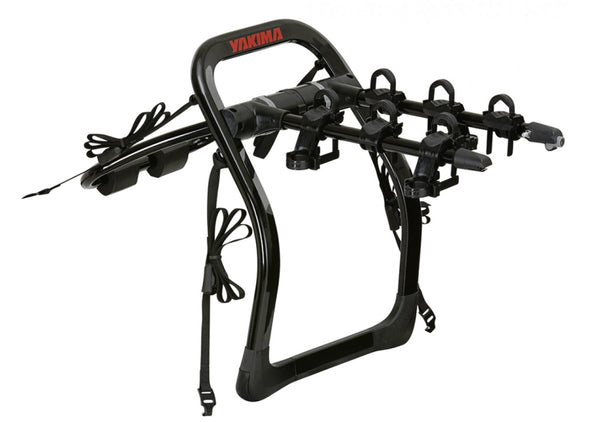 FullBack Trunk Mount Bike Carrier - Idaho Mountain Touring