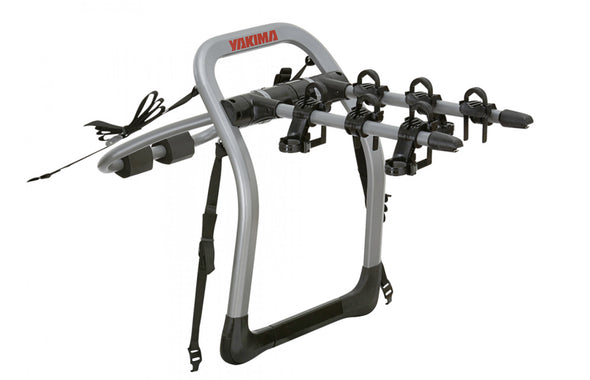 Yakima HalfBack 3 Trunk Mount Bike Carrier - Idaho Mountain Touring