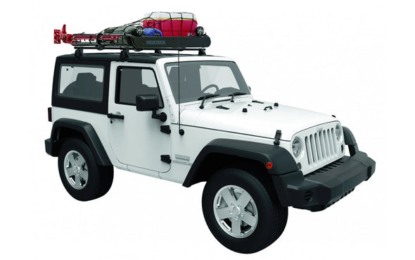 Yakima MegaWarrior Cargo Carrier Basket - Idaho Mountain Touring