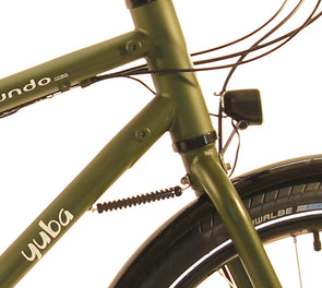 Yuba Bicycles Deflopilator Steering Stabilizer - Idaho Mountain Touring